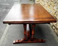 Oak Draw Leaf Extending Dining Table TITCHMARSH & GOODWIN (5 of 7)