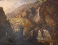 Scottish Landscape Oil Painting by William Smeall (4 of 7)