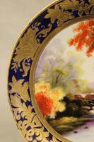 Wonderful Noritake Cabinet Plate (2 of 7)
