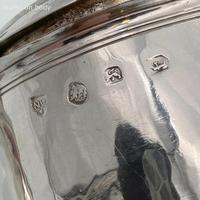 17th Century Antique Charles II Silver Tankard & Cover London 1683 Nathaniel Weekley (11 of 12)