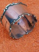 Antique Sterling Silver Hallmarked Napkin Ring 1919 Constantine & Floyd Ltd Birmingham (4 of 7)