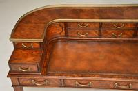 Antique Mahogany Carlton House Desk (3 of 14)