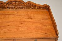 Antique Camphor Wood Military Campaign Chest of Drawers (9 of 12)