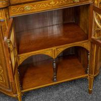 Victorian Rosewood Side Cabinet (6 of 17)