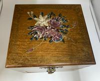 Ladies Fully Fitted Jewellery Box c.1960 (4 of 6)