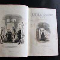 1857 1st Edition,   Little Dorrit by Charles Dickens (2 of 5)