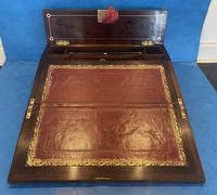 William IV Mother of Pearl Inlaid Lap Desk (13 of 15)