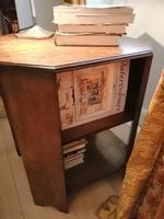 Heals of London Oak Book Table (5 of 8)