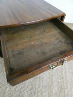 English 18th Century Shaped Top Side Table (7 of 10)