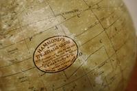 "Hammond's Art Deco 9"" Terrestrial Globe (5 of 7)"