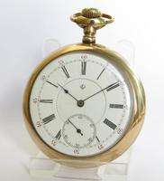 Antique Gallet & Co Pocket Watch for Thomas Eaton