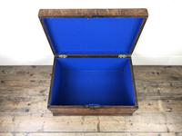 19th Century Oak Box Belonging to Henry Hanmer MP (5 of 16)