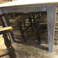 Large Farmhouse Table (2 of 7)