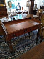 Victorian Galleried Writing Table (2 of 3)