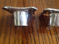 Pair of Antique Georgian Silver Candlesticks - 1780 (6 of 6)