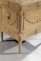 19th Century Painted Carton Pierre Chest / Cellaret in the Adam Neoclassical Style (14 of 15)