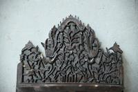 Anglo Indian Pierced & Carved Wall Bracket (6 of 6)