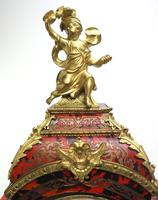 Wow! Phenomenal French Boulle Mantel Clock Rare 8-day Striking Bracket Clock Superb Condition (5 of 22)