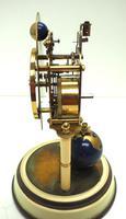 Good Kaiser Universe 400-day Mantel Clock – Astral Torsion Clock Signed Base (5 of 9)
