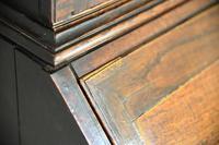 Antique Oak Bureau Bookcase (9 of 9)
