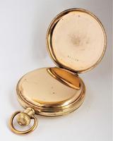 1903 Waltham Traveler Full Hunter Pocket Watch (4 of 6)