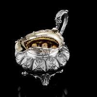 Magnificent Georgian Solid Silver Tea Set / Service 3 Piece Set - Barnard 1835 (17 of 29)