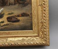 19th Century Fine Quality Oil Painting (6 of 11)