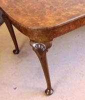 Quality Antique Burr Walnut Dining Table (5 of 14)
