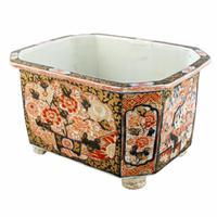 Japanese Imari Porcelain Planter (5 of 8)