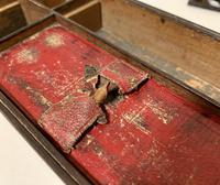 Victorian Rosewood Inlaid Vanity Box (10 of 14)