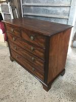 Early 19th Century Large Mahogany Chest of Drawers (3 of 4)