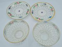 Pair of Bohemian Overlay Glass Bowls (3 of 11)
