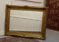 Large Rectangular Giltwood Mirror (7 of 7)