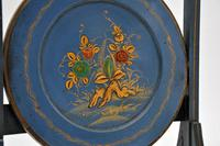 Antique Edwardian Lacquered Chinoiserie Cake Stand (9 of 12)