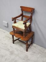 George IV Mahogany Childs Chair on Stand (2 of 7)