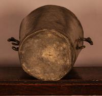 18th Century Pewter Two Handled Cup (5 of 5)