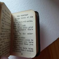 1930's Miniature Shakespeare Books and Bookcase (6 of 6)