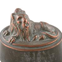 19th Century Lion Jelly Mould (3 of 8)
