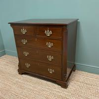 Quality Georgian Mahogany Antique Chest of Drawers (3 of 7)