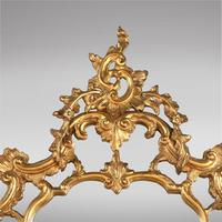 Louis XV Style 19th Century Giltwood Wall Mirror (2 of 3)