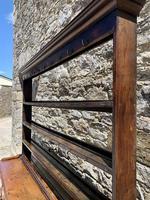 Antique Georgian Oak Potboard Dresser (13 of 28)