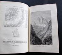 1868 The Alpine Regions of Switzerland & Neighbouring Countries by T G Bonney - 1st Edition (3 of 4)