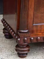 Superb Regency Mahogany Cabinet / Cupboard / Chiffonier c.1820 (4 of 8)