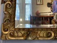 Antique Carved Giltwood Mirror (2 of 5)