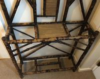 Victorian Japanese Inspired Bamboo Hall Stand c1880 (4 of 6)
