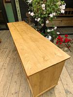 Big! Old 2m Pine Dresser Base Sideboard / Cupboard / TV Stand - We Deliver! (7 of 13)