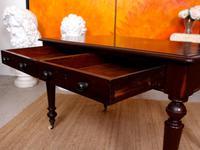 Writing Desk Mahogany Victorian (6 of 8)
