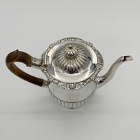 Antique George IV Sterling Silver Gravy Argyle London 1822 Thomas Burwash (7 of 8)