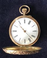 Watch Pocket Gold Half Hunter (5 of 7)