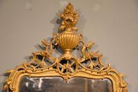 18th Century Giltwood Italian Mirror (4 of 4)